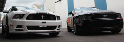 Car import from USA or Canada - Mustangs