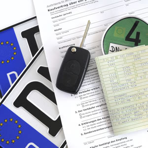 Register your import car for NL Dutch or DE German license plates